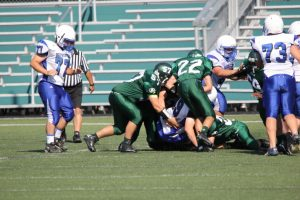 Medina vs Brunswick freshman football Medina wins 21-12