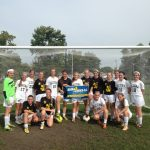 Girls Soccer Steps up to Fight Pediatric Cancer