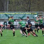Medina High School Boys Varsity Rugby beat Highland High School 20-14