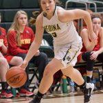 Medina High School Girls Varsity Basketball beat Brecksville-Broadview Heights High School 50-35