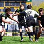 Medina High School Boys Varsity Rugby beat Watkins Memorial High School 24-7