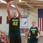 Girls Varsity Basketball falls to Brunswick 41 – 35
