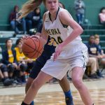 Girls Varsity Basketball falls to Jackson 61 – 48