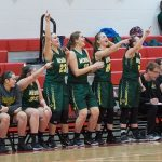 Girls Varsity Basketball beats Elyria 55 – 46