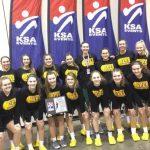 Girls Varsity Basketball beats Washington Senior 56 – 43