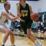 Medina Girls Basketball team defeats Strongsville 61 – 50
