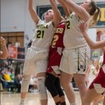 Medina Girls Basketball beats Brecksville-Broadview Heights 51 – 39 in Sectional Finals