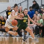Medina girls basketball ends season with loss to Notre Dame in Regional Semis