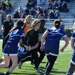 Girls Varsity Rugby falls to Brunswick 34 – 19