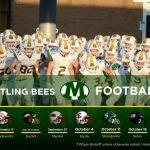 2019 Varsity Football Schedule Released