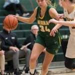 Medina Girls Basketball team beats Euclid Panthers, 60-52