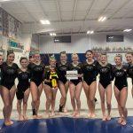 Gymnastics Opens the Season at Cloverleaf