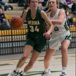 Girls Varsity Basketball falls to GlenOak 54 – 42
