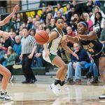 Medina Girls Varsity Basketball beats Euclid 55 – 48