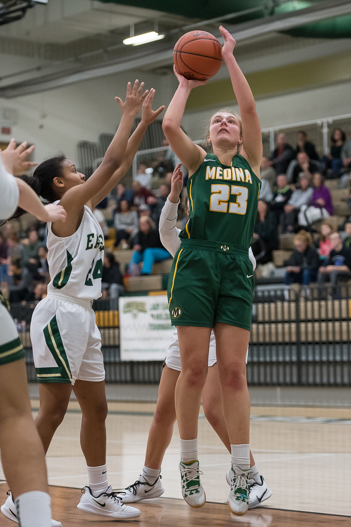 Live Coverage of the Medina Girls Basketball Games against Strongsville on Saturday 1/16/21