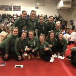 Gymnastics finishes 2nd place at OHSAA Sectional Meet