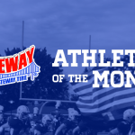 Reminder to Vote Medina High School for the North Gateway Tire Co. February Athlete of the Month