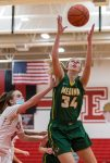 Bees beat Comets to pick up GCC win in girls basketball