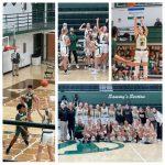 Girls Varsity Basketball beats Firestone in Sectional Finals