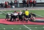 Girls Varsity Rugby beats Mentor 39 – 22