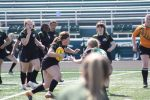 Girls Varsity Rugby falls to Highland 56 – 19