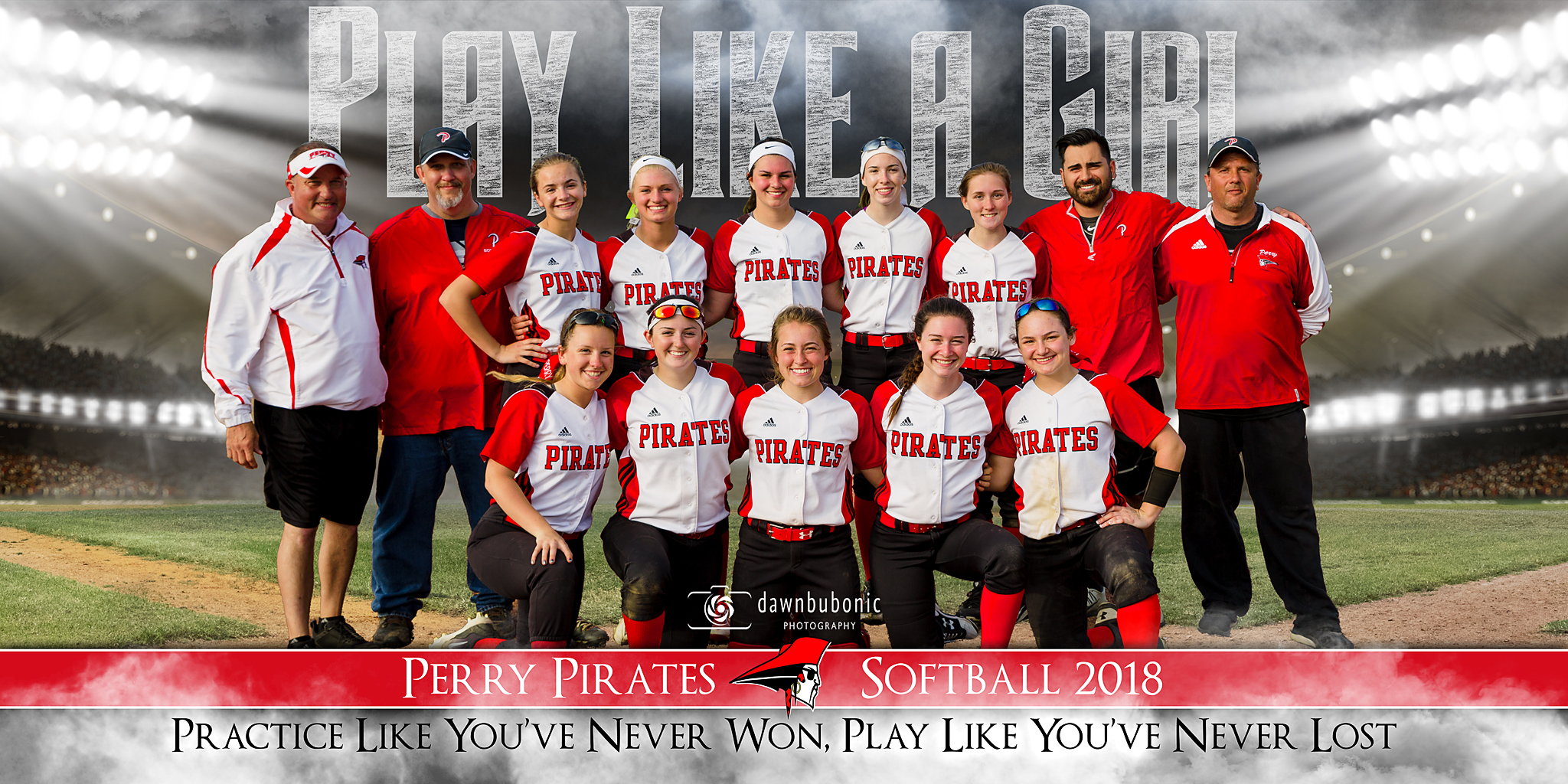 Good Luck Pirates in the District Final!