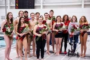 Swim Senior Night