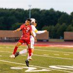 Boys Soccer ties Harvey on 9/10