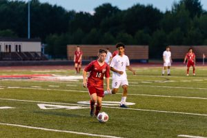 Boys Varsity Soccer vs. Harvey