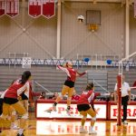 Volleyball Defeats Hawken on 9/10