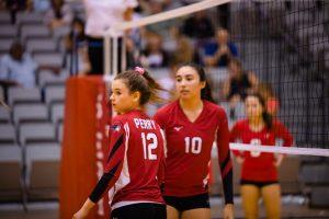 Varsity Volleyball vs. Hawken