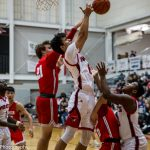 Boys Varsity Basketball Defeats Hawken