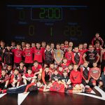 Perry Wrestling Defeats Kirtland