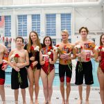 Perry Swim & Dive Senior Night