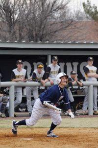 Varsity Baseball Pictures vs. Bishop Kelly