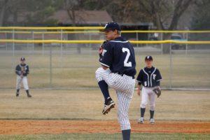 Junior Varsity Baseball vs. Highland Pictures