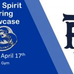 Bruin Spirit Spring Showcase Monday Apr. 17