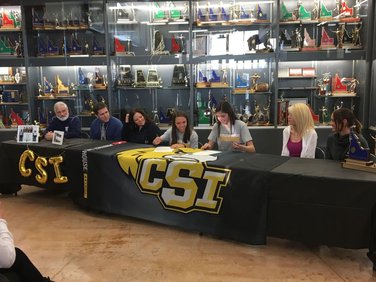 Twin Falls' Douglas, Withers sign with CSI cross country