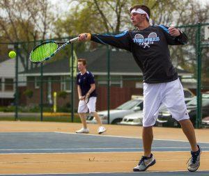 Tennis vs Burley
