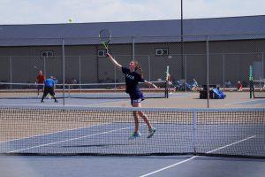 Tennis at Capital