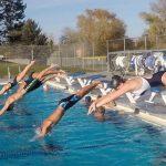 TFHS Swim Team Practice
