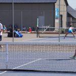 Tennis vs Jerome 5/1/18