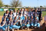 TFHS Lady Bruin Softball District IV Champions!