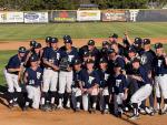 TFHS Bruin Baseball District IV Champions