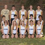 Bruin Harriers Win on Tie-Breaker