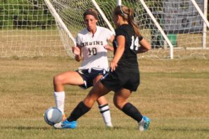 Girls Soccer vs. Cascade 9/4/13