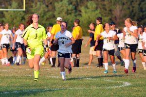 Girls Soccer vs. Sheridan 9/11/13