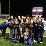 Girls Track win Conference