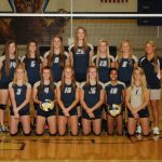 Volleyball Sweeps Indian Creek