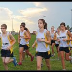 Bruins Open Season at Plainfield Relays